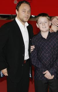 Stephen Graham and Thomas Turgoose at the photocall of