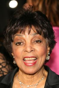 Ruby Dee at the 37th Annual NAACP Image Awards.