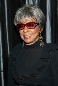 Ruby Dee at the 2007 New York Film Critic's Circle Awards.