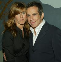 Jennifer Aniston and Ben Stiller at the premiere of