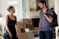 Jennifer Aniston and Gerard Butler in