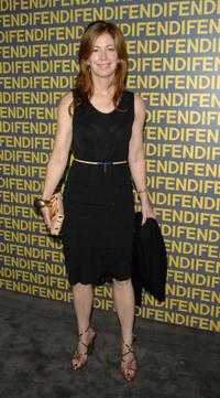 Dana Delaney at the Fendi celebration of the redesign of its Rodeo Drive flagship store.