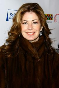 Dana Delany at the New York Comedy Festival, attends