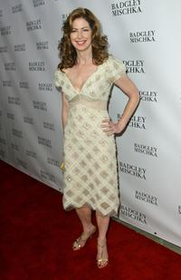 Dana Delany at the celebration for the new Badgley Mischka marketing campaign.
