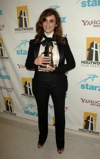 Penelope Cruz at the Hollywood Film Festival 10th Annual Hollywood Awards Gala Ceremony.