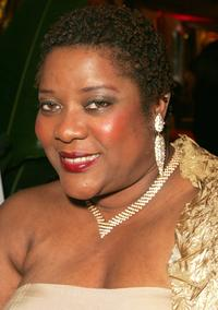 Loretta Devine at the 36th Annual NAACP Image Awards.