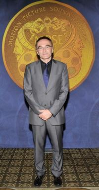 Danny Boyle at the 56th Annual Motion Picture Sound Editors Golden Reel Awards.