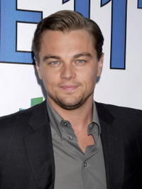 Leonardo DiCaprio at the Hollywood premiere of
