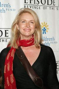 Donna Dixon at the premiere of