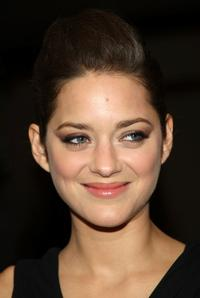 Marion Cotillard at the 60th annual DGA Awards.