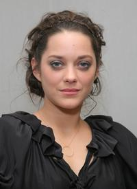 Marion Cotillard at the Hollywood screening of