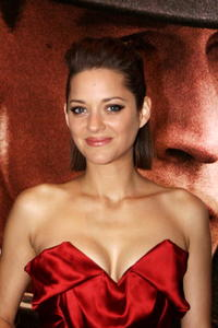 Marion Cotillard at the European premiere of