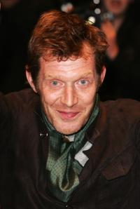 Jason Flemyng at the world premiere of