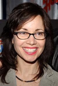 Janeane Garofalo at the after party of the opening night of