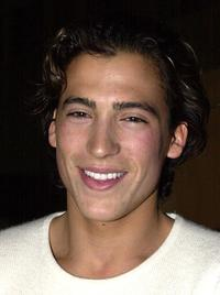Andrew Keegan at the Kobe Bryant/Adidas launch party.