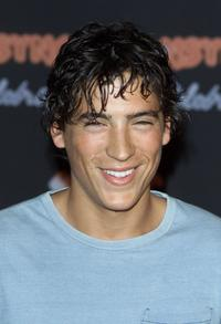 Andrew Keegan at the NSYNC's party to celebrate the release of