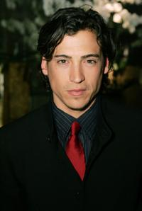 Andrew Keegan at the Mercedes-Benz Oscar viewing party.