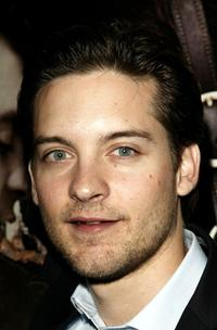 Tobey Maguire at the BAFTA screening party of
