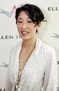 Sandra Oh at the 2004 AFI Awards luncheon.