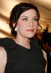 Actress Liv Tyler at the premiere of