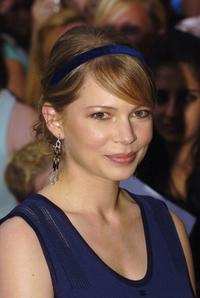 Michelle Williams at the Sydney premiere of