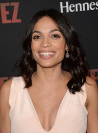 Rosario Dawson at the California premiere of
