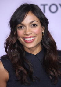 Rosario Dawson at the 18th Annual Environmental Media Awards.