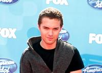 Thomas Dekker at the American Idol Season 7 Grand Finale.