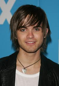 Thomas Dekker at the FOX 2007 Programming presentation.