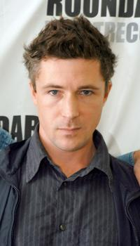 Aidan Gillen at the rehearsals of