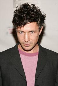 Aidan Gillen at the premiere of