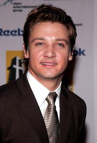 Jeremy Renner at the 9th Annual Hollywood Film Awards.