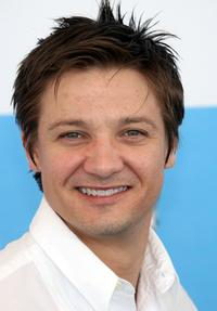Jeremy Renner at the 22nd Annual Film Independent Spirit Awards.