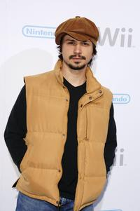 Freddy Rodriguez at the launch party for the Nintendo
