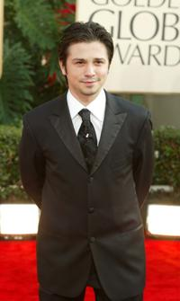 Freddy Rodriguez at the 60th Annual Golden Globe Awards.