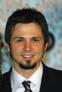 Freddy Rodriguez at the HBO Emmy after party.