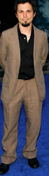 Freddy Rodriguez at the premiere of