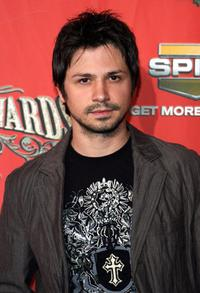 Freddy Rodriguez at the Spike TV's