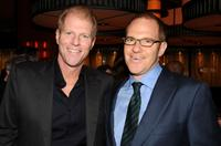 Noah Emmerich and Toby Emmerich at the after party of the premiere of
