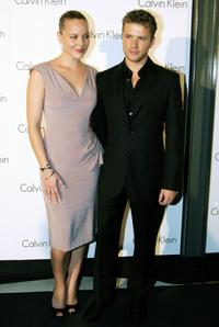 Abbie Cornish and Ryan Phillippe at the 78th Academy Awards.