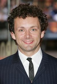 Michael Sheen at the UK premiere of