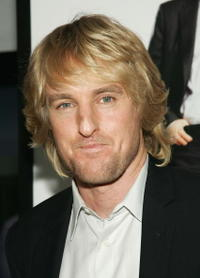 "Owen Wilson at the premiere of ""Wedding Crashers"" in New York City."