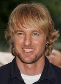 "Owen Wilson at the premiere of ""My Super Ex-Girlfriend"" in New York City."