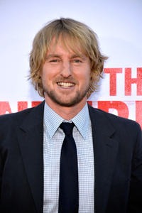 Owen Wilson at the California premiere of