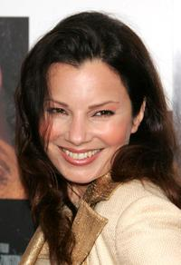 Fran Drescher at the premiere of