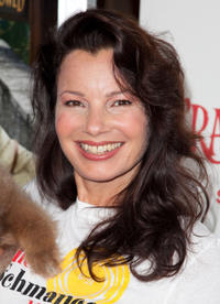 Fran Drescher at the California premiere of