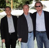 Lee Unkrich, Brad Bird and Andrew Stanton at the 66th Venice Film Festival.