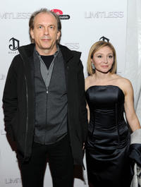 Tomas Arana and Guest at the world premiere of