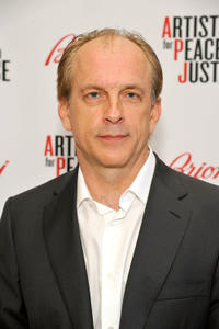 Tomas Arana at the Brioni Rodeo Drive Boutique opening in California.