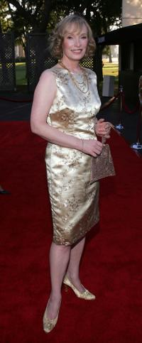 Lindsay Duncan at the premiere of HBO's new drama series